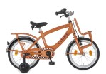 Clubb Jongensfiets 16 orange pearl